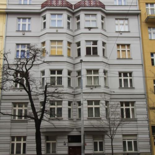 Bytový dům SBD - Praha 3