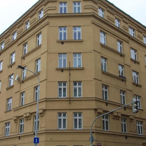 Bytový dům ul.Slezská - Praha