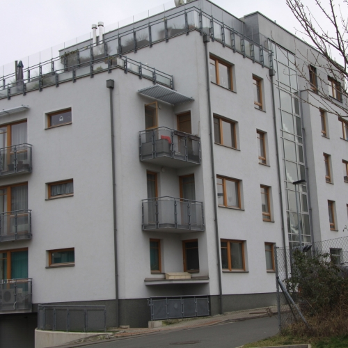 Bytový komplex - dodávka eurooken pro Skanska