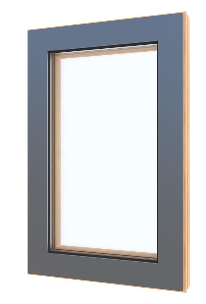 Okno SCHS 92 Aluintegral