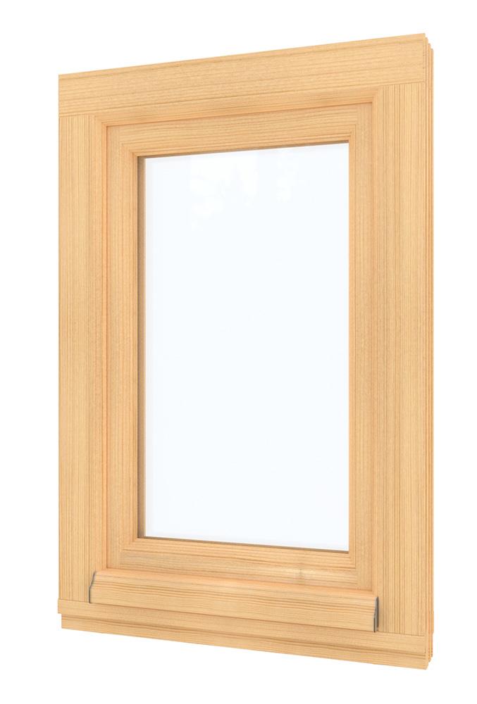 Okno SCHS Rustik