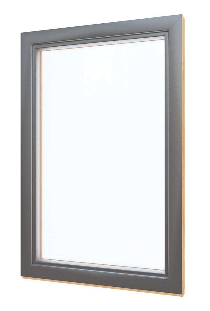 Dřevohliníkové okno IV92
