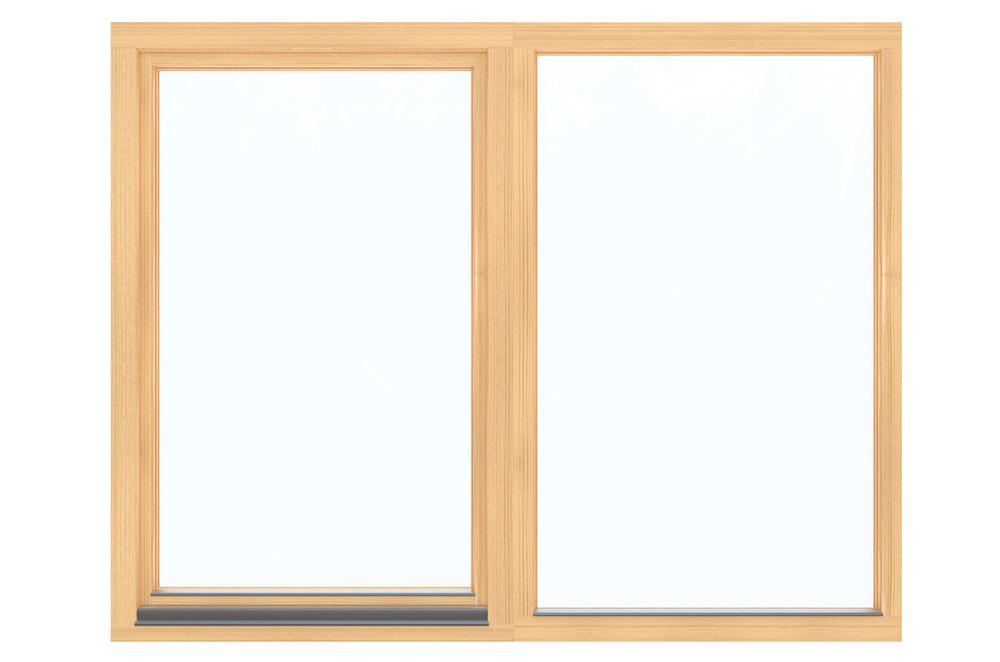 Paralelně sklopné dveře SCHS