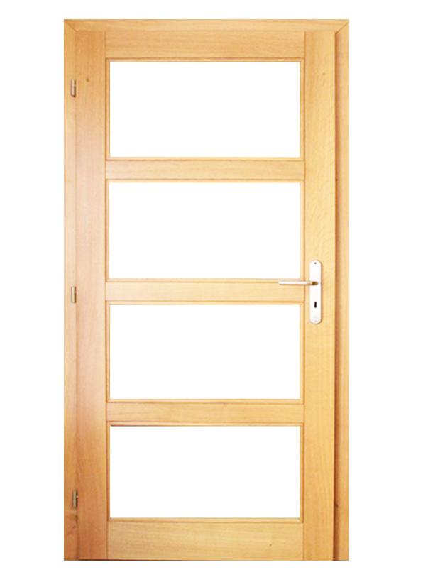 Vnitřní neboli interierové dveře